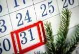 Глава СПЧ против выходного дня 31 декабря