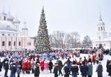 В рождественских гуляньях приняли участие свыше 200 человек (ФОТО)
