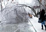 Ледяной дождь и ураганный ветер обрушатся на регион