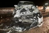 Водитель в больнице, Audi Q3 разбита. ДТП на трассе Москва – Архангельск