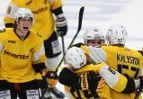 Хоккейная «Северсталь» смогла обыграть «Автомобилист»