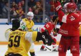 Хоккейная «Северсталь» дома уступила столичному «Спартаку»