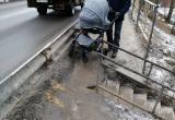 Жители Вологды могут пожаловаться на некачественную уборку улиц