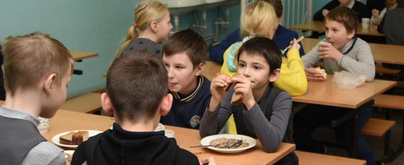 В вологодской школе N36 под пищеблок отдадут приемную и кабинет директора