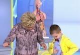 9-летний Кирилл Попов из Череповца, которому штырь проткнул сердце, стал участником программы «Жить здорово!» (ВИДЕО)