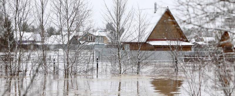 Вологда готовится к весеннему паводку