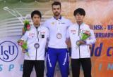 Вологжанин Арефьев в финале Кубка мира взял золото