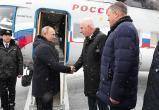 Иногда они возвращаются. Путин снова приедет на Вологодчину?