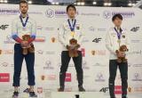 Череповчанин Арефьев завоевал «серебро» на чемпионате мира по конькобежному спорту среди юниоров