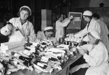 35 тонн собственной крови сдали жители Вологодской  области в годы войны