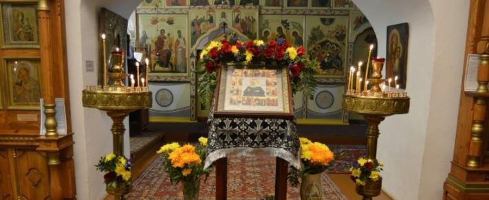 В Вологду доставят икону святой Матроны Московской