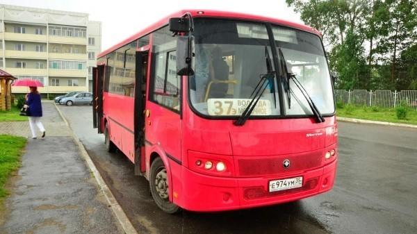 В Вологде перевозчика на автобусный маршрут N37 Э вновь не нашли