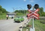 Можно ли разворачиваться на железнодорожном переезде?