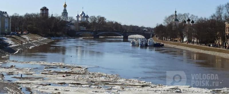 Сергей Воропанов: Лед тронулся, вологжане!