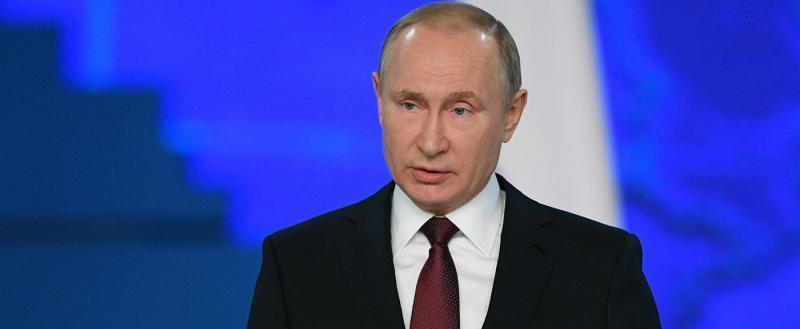 Путин в послании объявит о повышении пенсии узкой категории работающих россиян