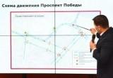 Сергей Воропанов решил спросить вологжан о запрете поворота налево с Октябрьского моста