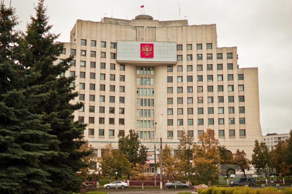 Фото Здание Правительства Вологодской области