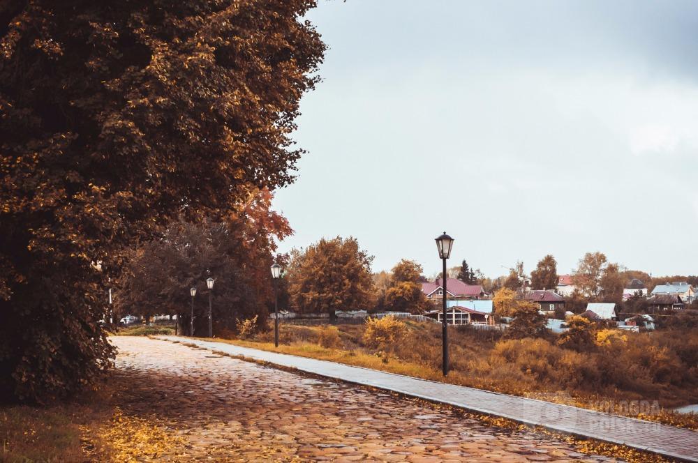 Фото Улица Бурмагиных (набережная)