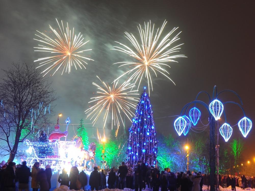 Рождество 2018 в России - Праздники