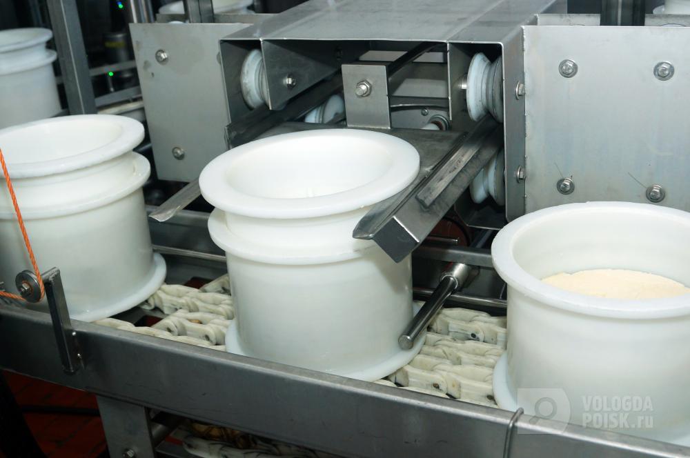Фото Вологодский молокозавод